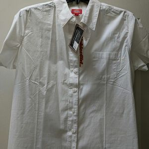 Dickies Junior White button down